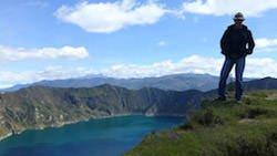 Mietwagenreise Ecuador Anden
