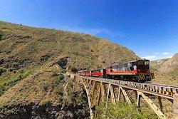 Bahnreisen in den Nördlichen Anden Ecuadors