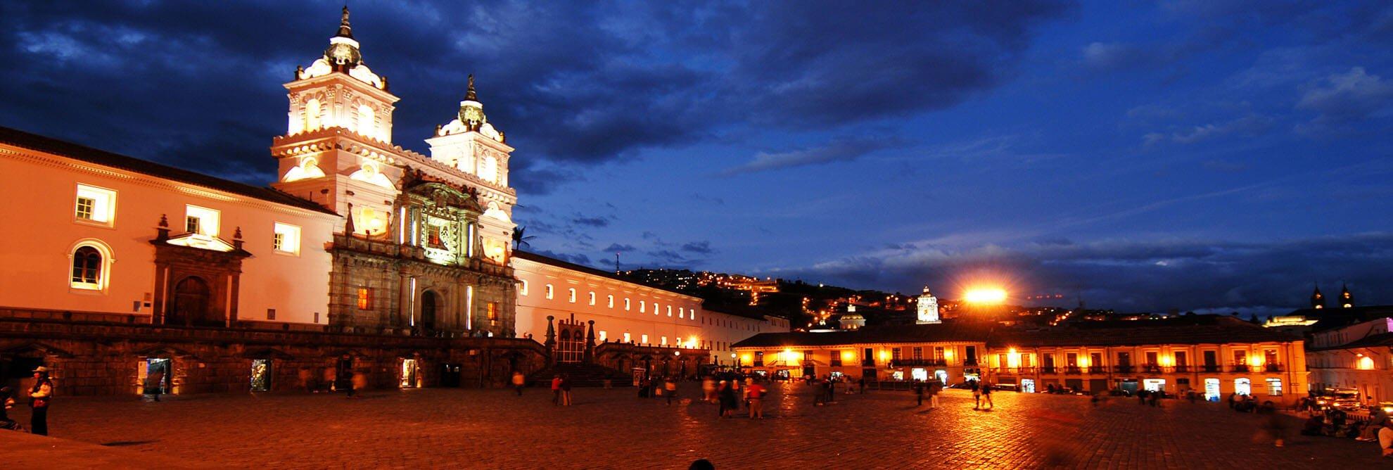 Quito - Ecuador Sehenswürdigkeiten