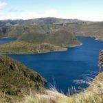 Laguna Cuicocha, Ecuador