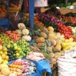 Obst- & Gemüsemarkt Otavalo, Ecuador