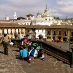 Quito Altstadt, Ecuador