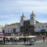 Kirche San Francisco - Quito