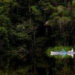 Kanutour Urwald Ecuador