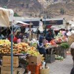 Markt Zumbahua