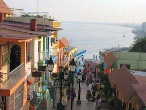 Guayaquil - Hafenstadt Ecuador