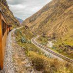 Blick aus dem Zug
