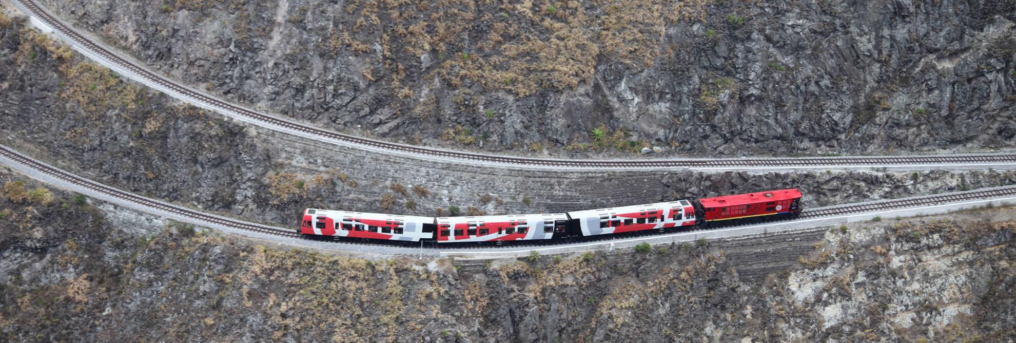 Andenbahn Teufelsnase Ecuador