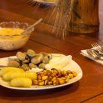 Typisches Gericht Ecuador