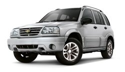 Mietwagen Ecuador Chevrolet Grand Vitara